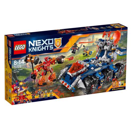LEGO Nexo Knights Axl's torentransport 70322 kopen