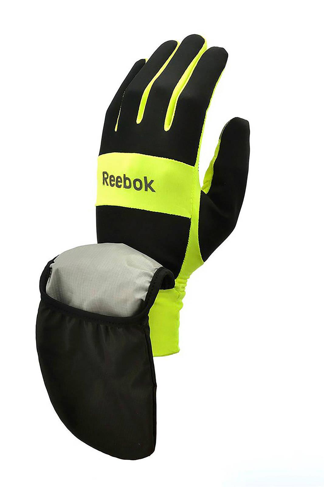 reebok all weather running handschoenen mt s wehkamp