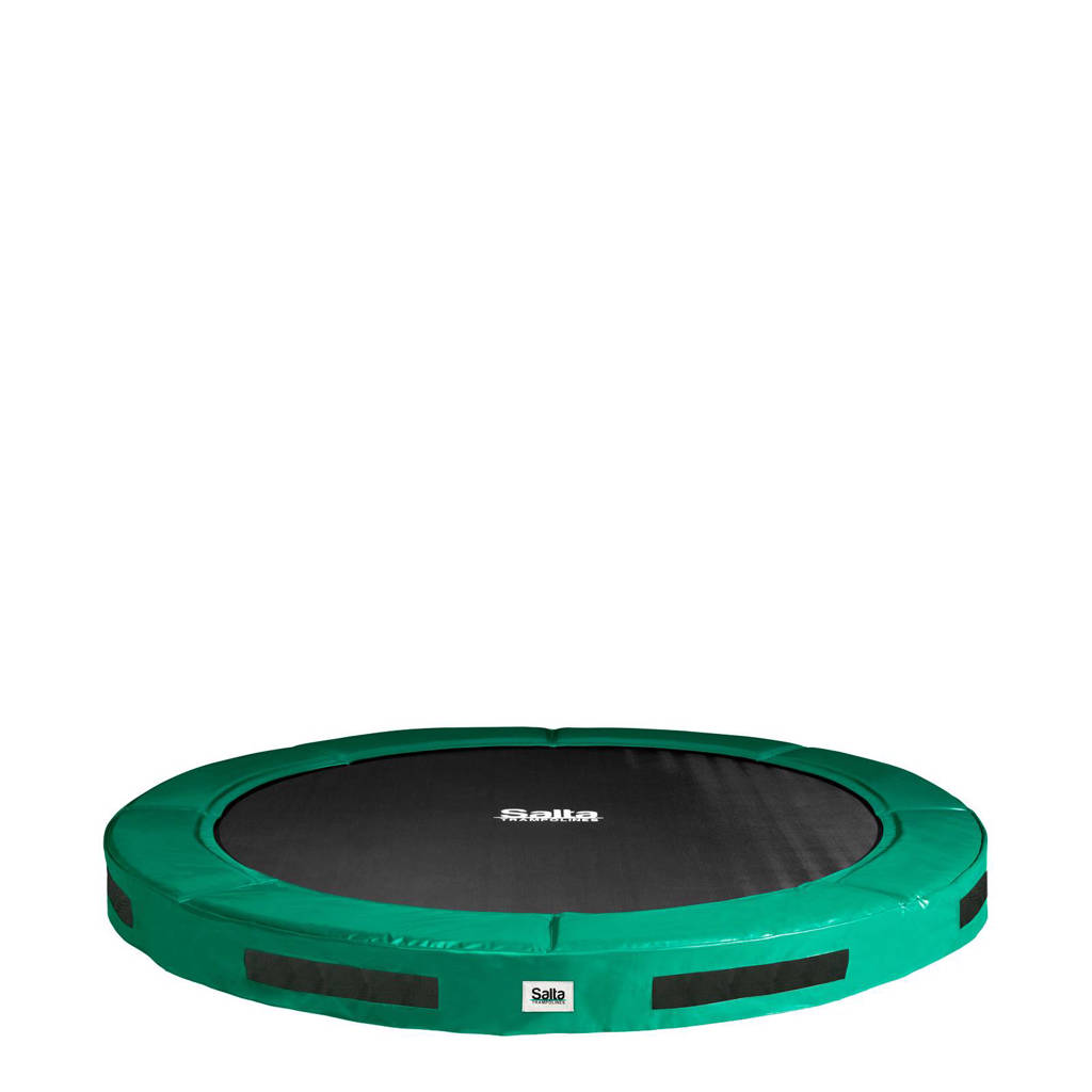 Salta Excellent Ground trampoline Ø427 cm