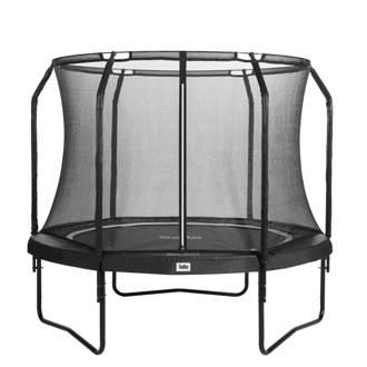 Premium Black  trampoline 244cm