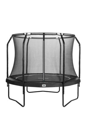Premium Black  trampoline 366cm
