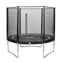 Salta Combo trampoline Ø244 cm, Zwart