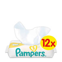 Pampers New Baby Sensitive 12 x 50 babydoekjes