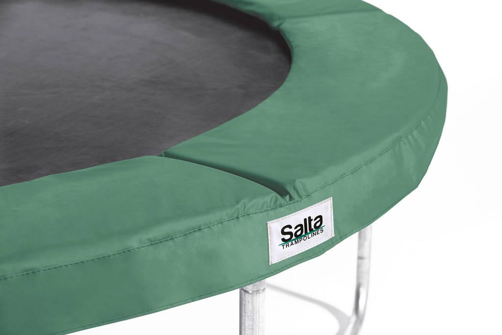 Salta 213cm trampoline beschermrand, Ø213, Groen