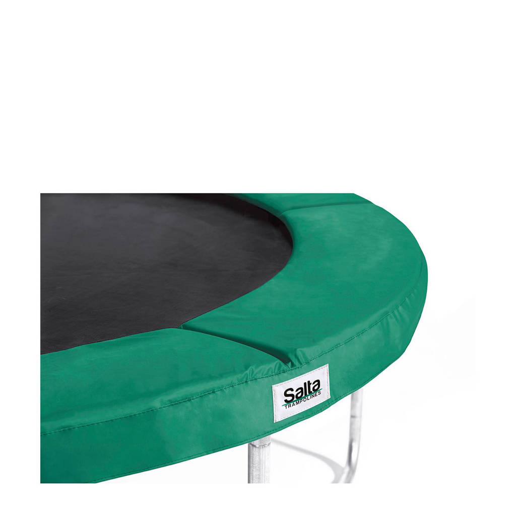 Salta 427cm trampoline beschermrand, Ø427, Groen