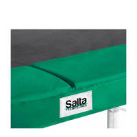 Salta 214x305cm trampoline beschermrand, Groen