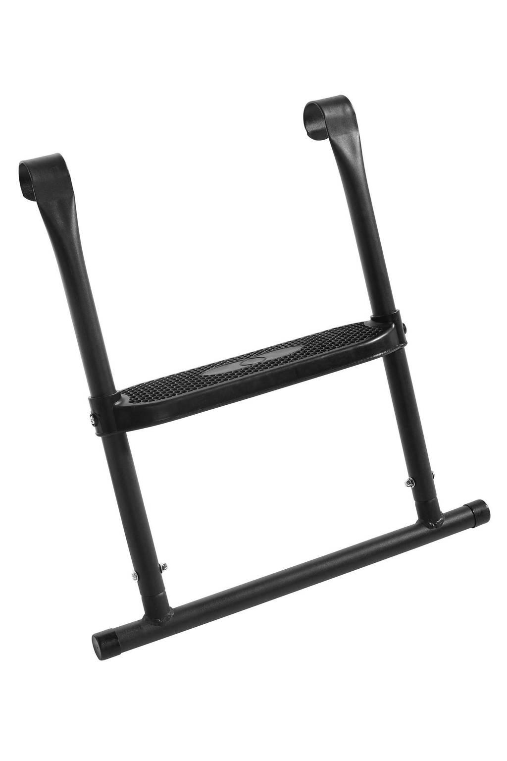 Salta  trampolineladder 55 cm, Zwart