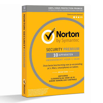 Security Premium 3.0 25gb Nederlands (1 user/10 devices) (PC)