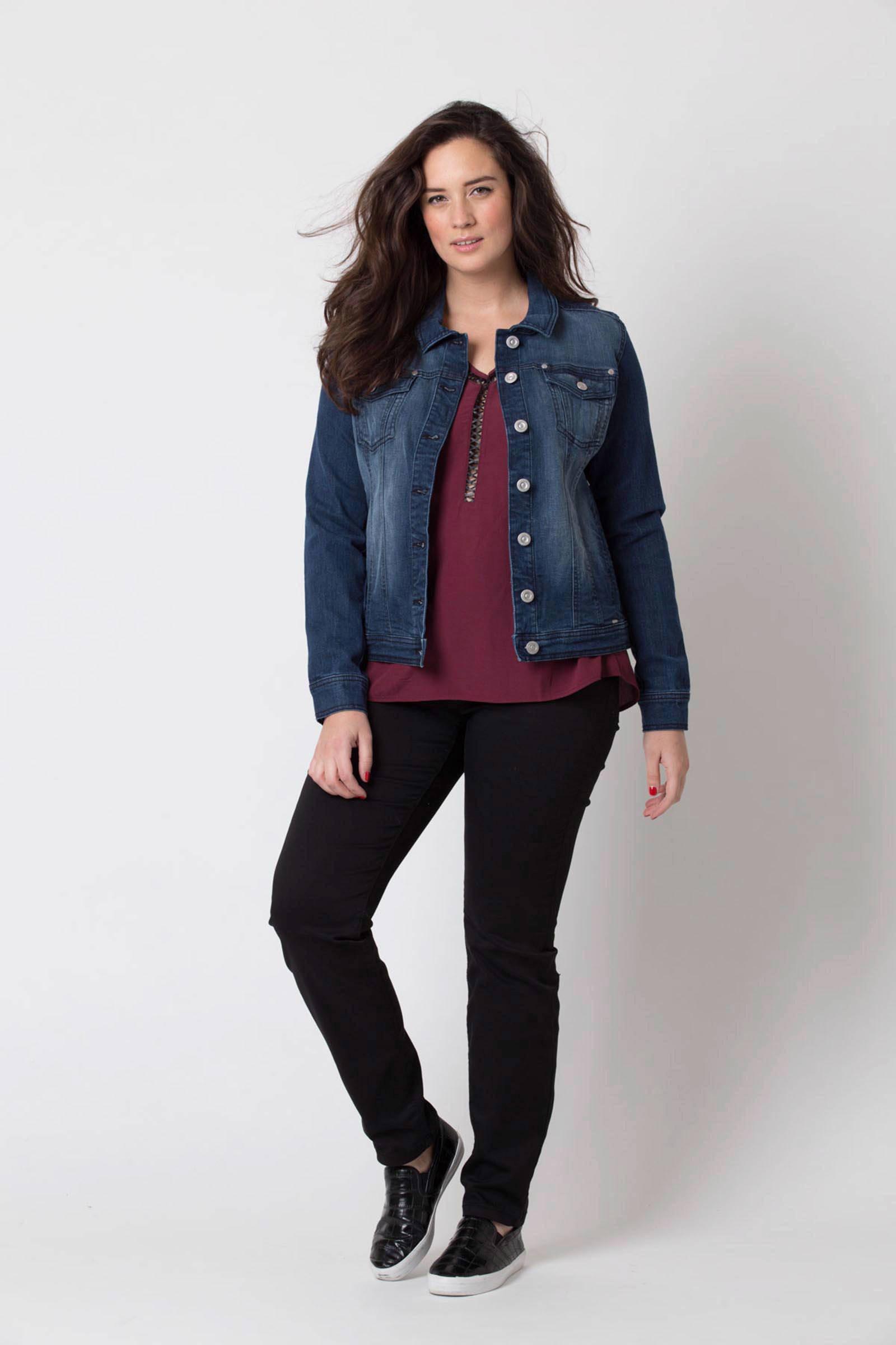 MS Mode spijkerjas | wehkamp