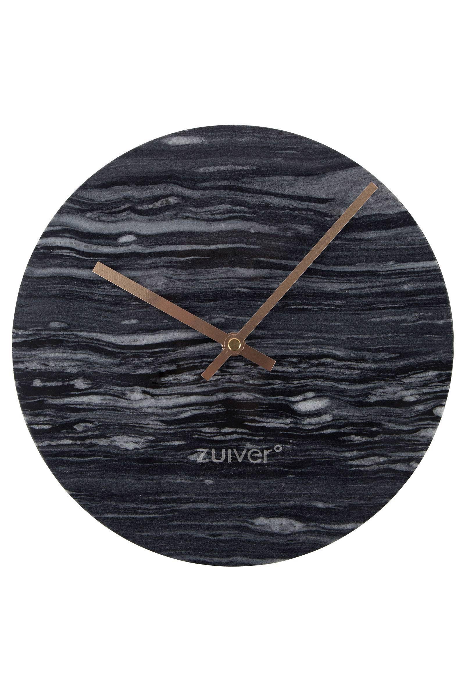 Zuiver Marble Time klok (Ø25 cm)