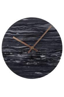 Marble Time klok (Ø25 cm)