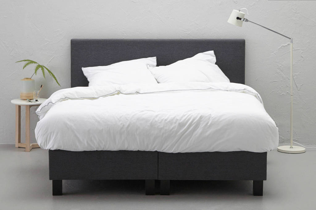Compleet Bed 180x200.Whkmp S Own Complete Boxspring Stockholm 180x200 Cm Wehkamp