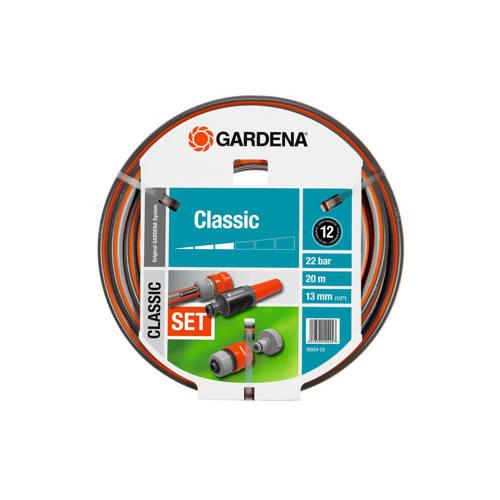 Gardena Classic 20m (13 mm) tuinslang kopen