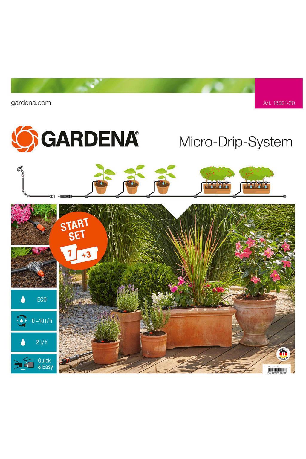 Gardena startset M voor balkon en terras
