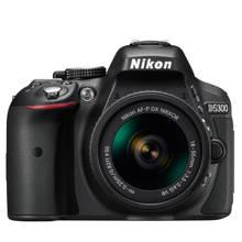 D5300 kit AF-P 18-55mm VR spiegelreflexcamera zwart