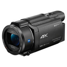 FDR-AX53 camcorder