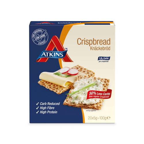 Atkins Crispbread Knäckebröd crackers