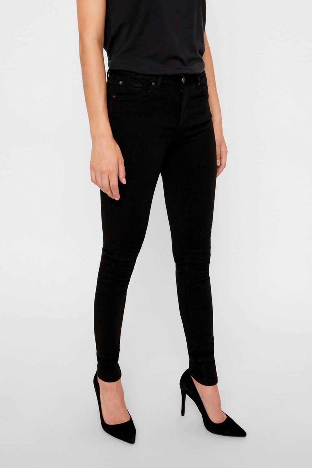 Hedendaags VERO MODA stay black skinny jeans   wehkamp AQ-93