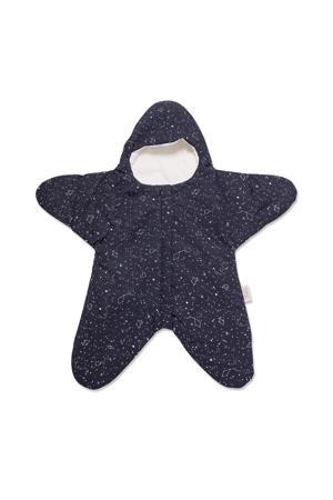 Ster baby slaapzak zomer 4-9 maanden dark blue
