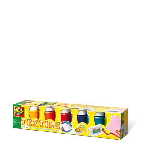 Textielverf 6 trendy kleuren