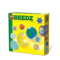 SES Beedz strijkkralen glow in the dark sterren-set
