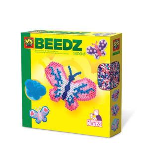 Beedz strijkkralen vlinders