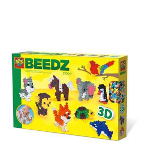 Beedz strijkkralen 3D dieren