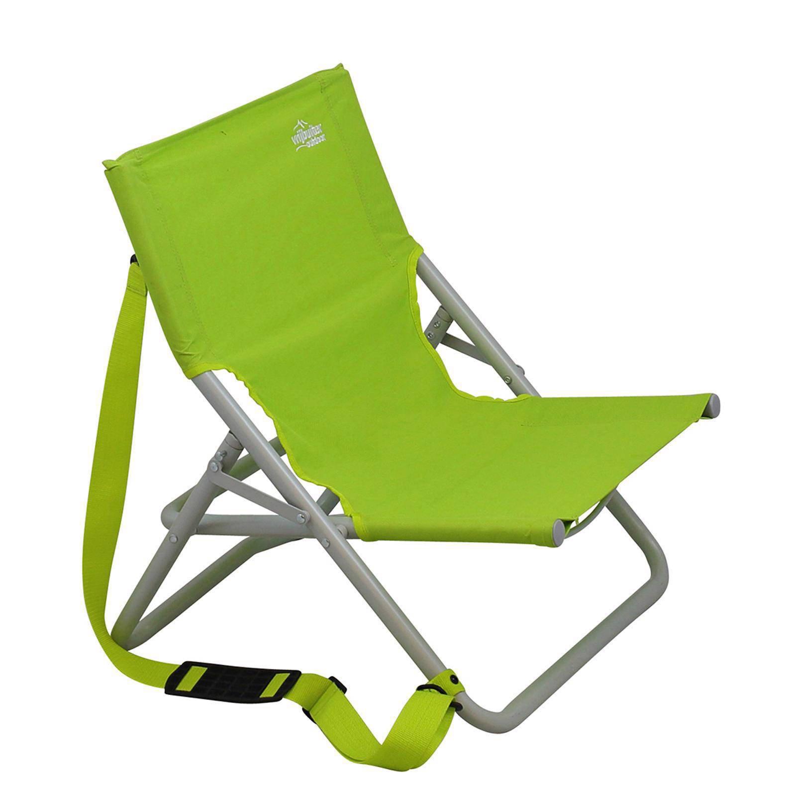 Lichtgewicht Opvouwbare Strandstoel.Cas Abao Lichtgewicht Camping Strandstoel