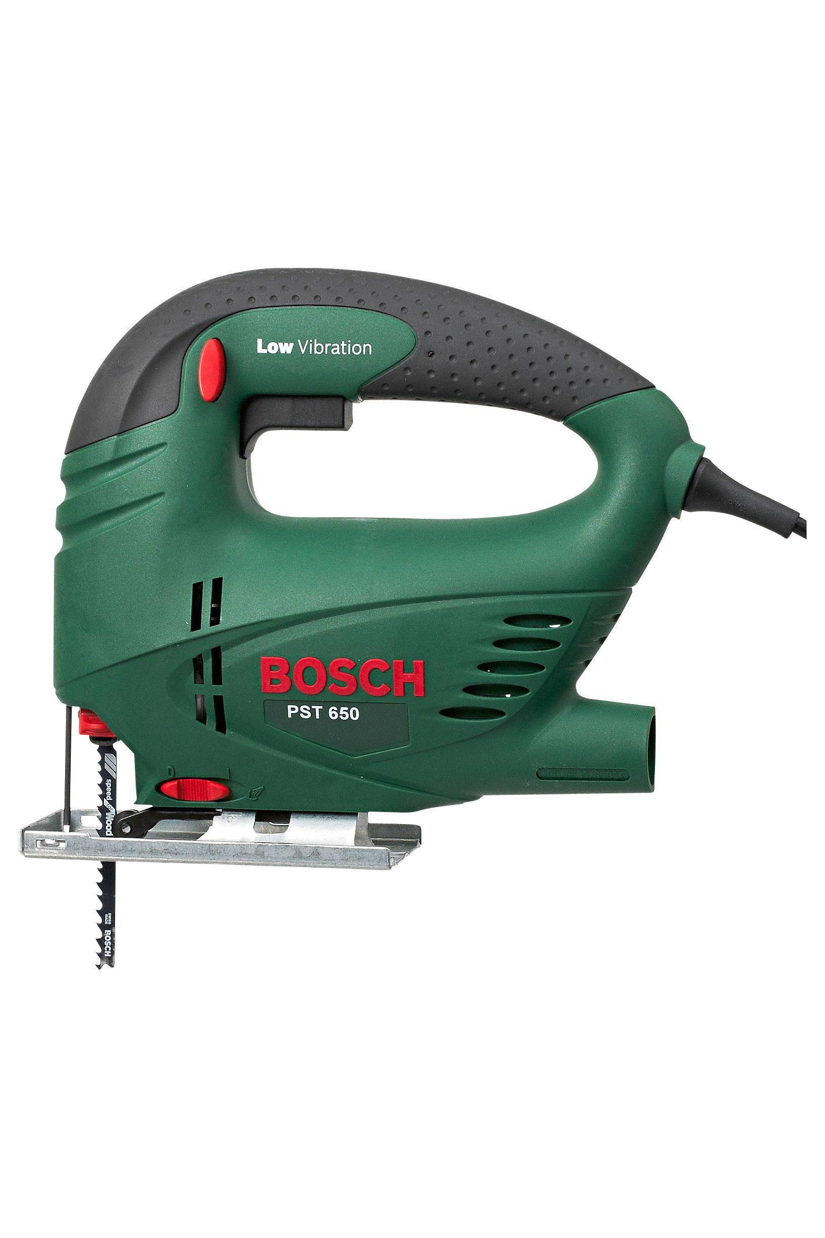 Bekend Bosch PST 650 decoupeerzaag | wehkamp TU28
