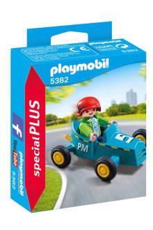 Special Plus jongen met kartwagen 5382