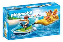 Family Fun jetski met bananenboot   6980