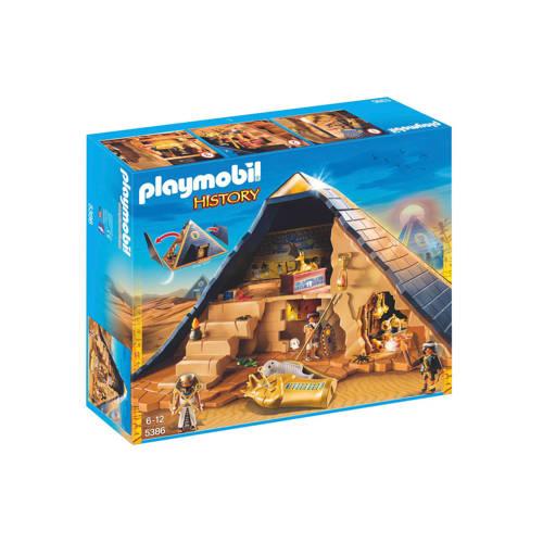 PLAYMOBIL Piramide van de farao