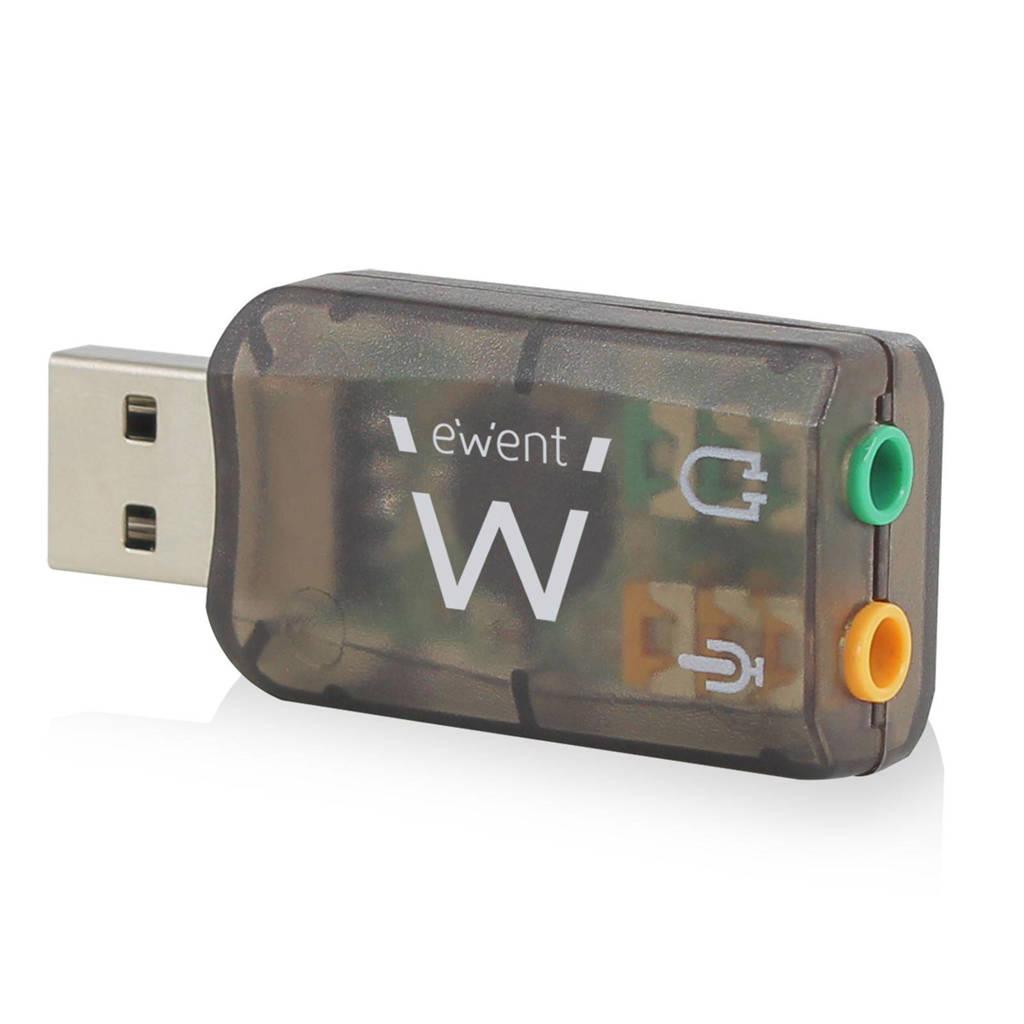 Nieuw Ewent Virtual 3D externe geluidskaart EW3751 | wehkamp JF-68