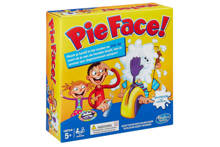 Pie face kinderspel