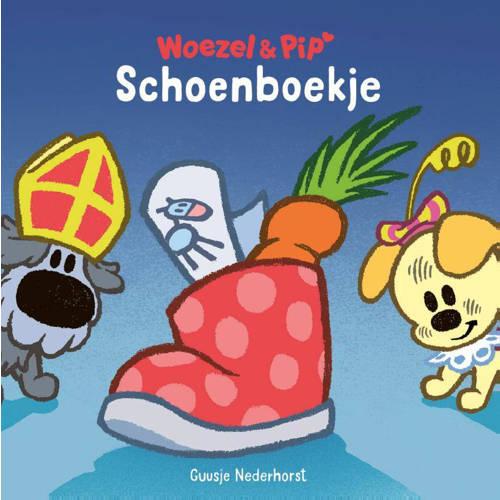 Woezel & Pip: Schoenboekje - Guusje Nederhorst en