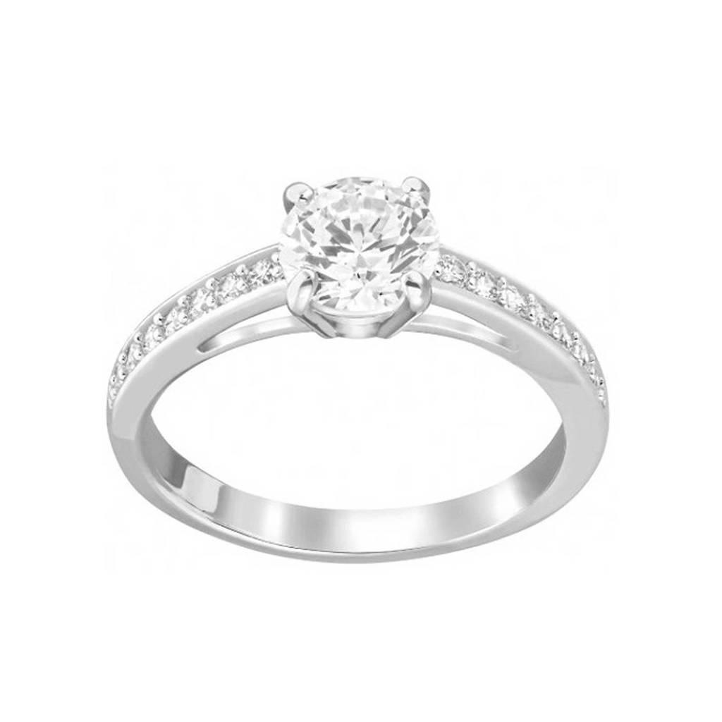Swarovski ring - 5032921, Zilver, Zirkonia