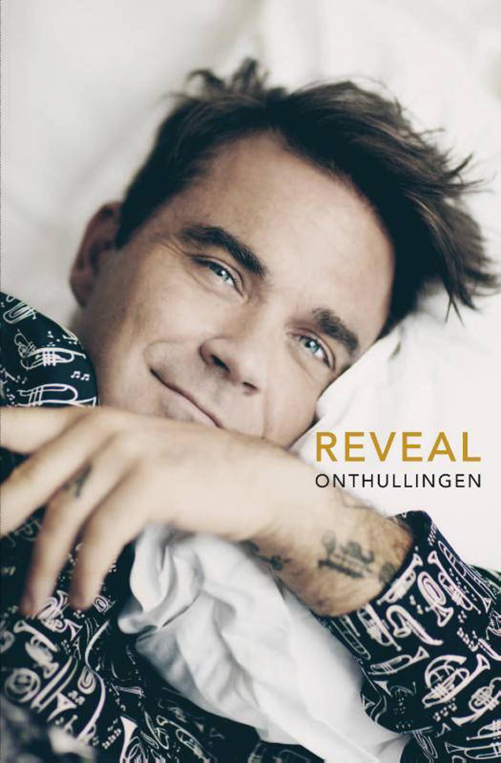 Reveal Robbie Williams - Chris Heath
