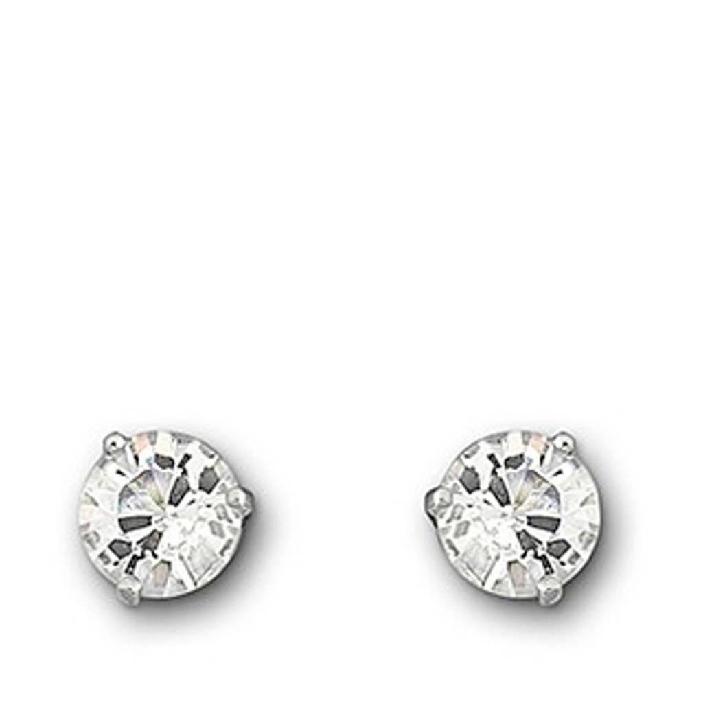 Swarovski oorstekers - 1800046, Zilver