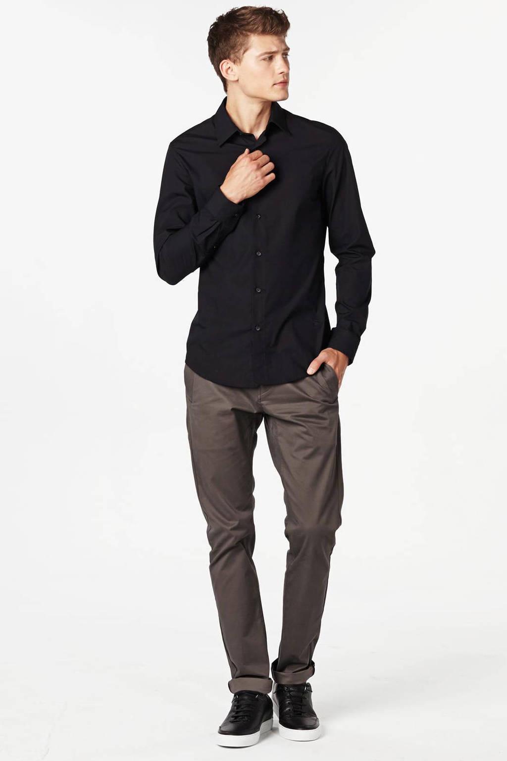 G-Star RAW slim fit overhemd Core, Zwart