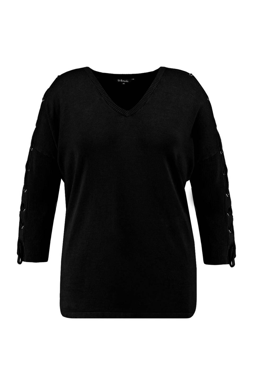 MS Mode top, Zwart