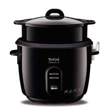 RK1038 classic zwart rijstkoker