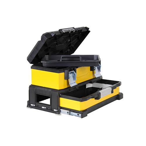Stanley DIY gereedschapskoffer inclusief lade kopen