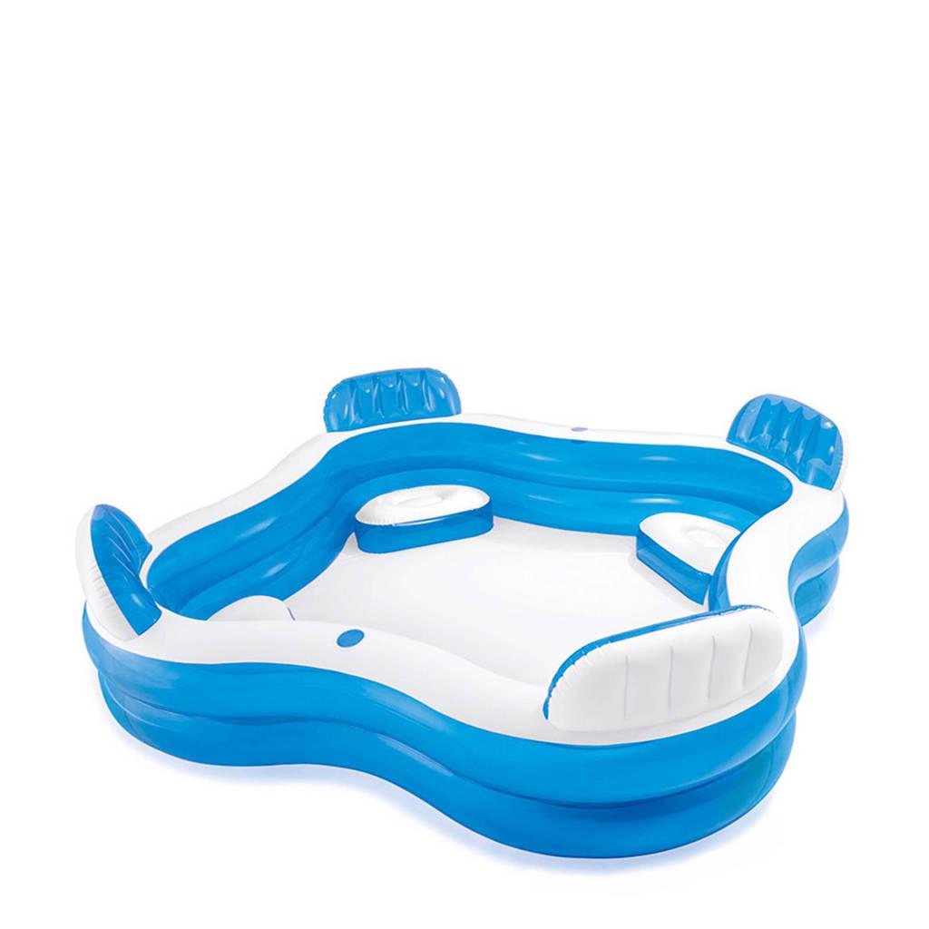 Intex Family Lounge zwembad (229x229 cm)