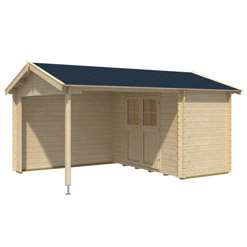 Tuinhuis-Chalets Outdoor Life Products Blokhut Walter 427 x 300 cm
