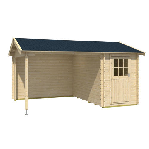 Tuinhuis-Chalets Outdoor Life Products Blokhut Wibo 427 x 300 cm