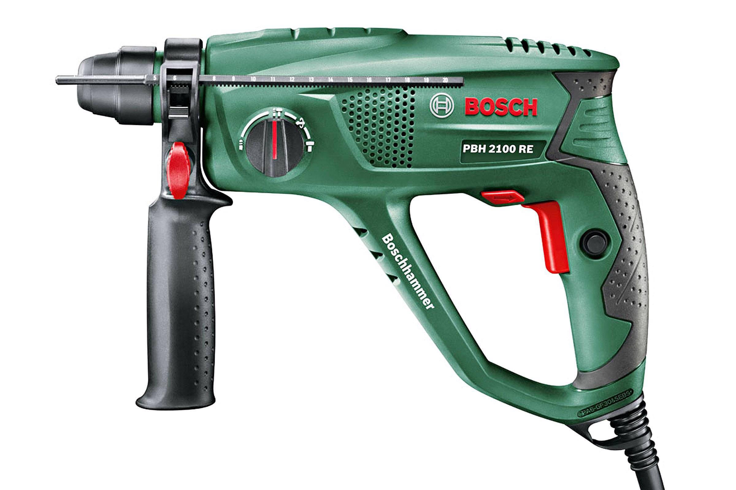 Bekend Bosch PBH 2100 RE boorhamer   wehkamp MG34