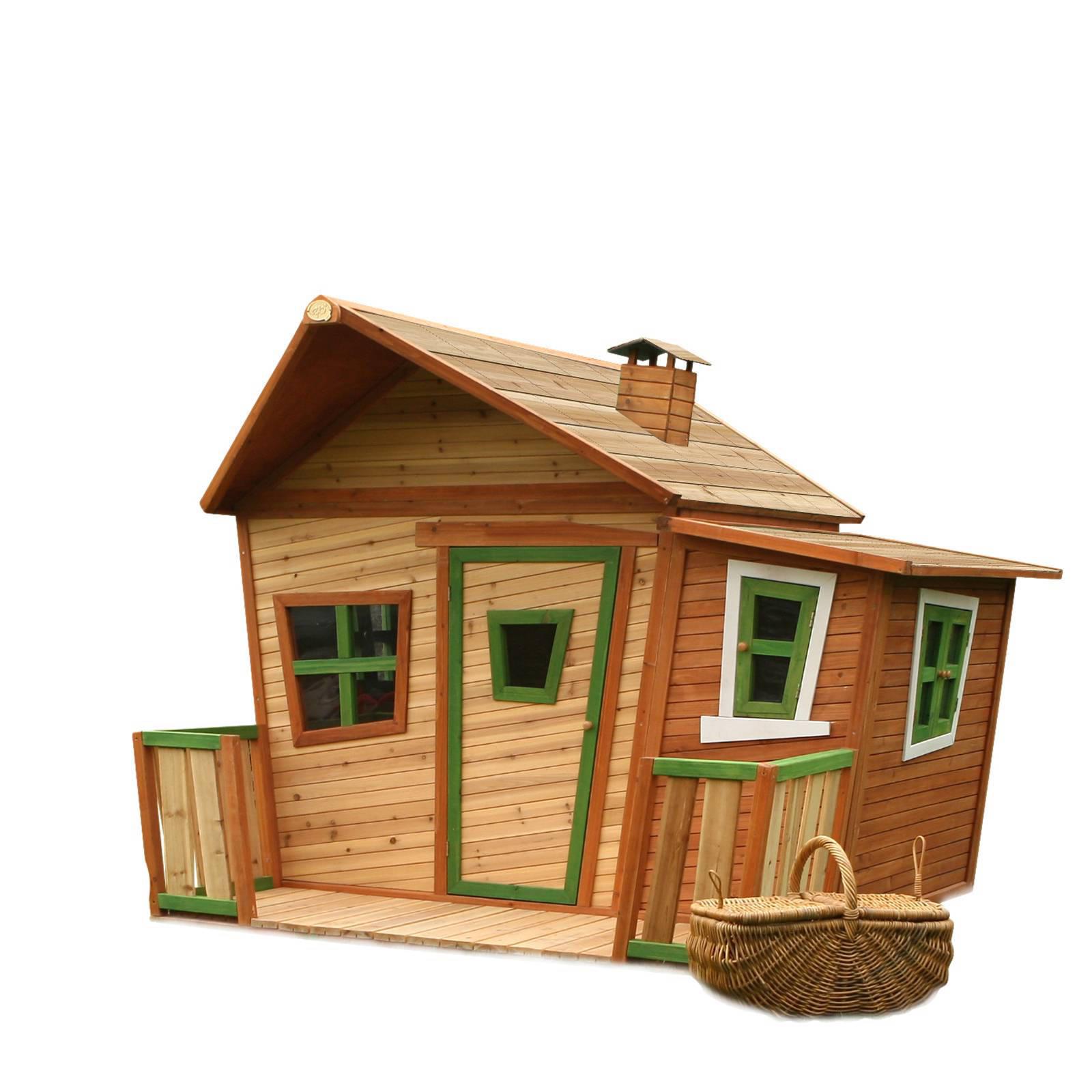 Genoeg Axi houten speelhuis Lisa | wehkamp #ZS52