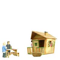 Axi houten speelhuis Jesse