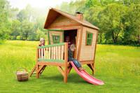 Axi houten speelhuis Iris