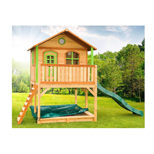 Axi houten speelhuis Marc
